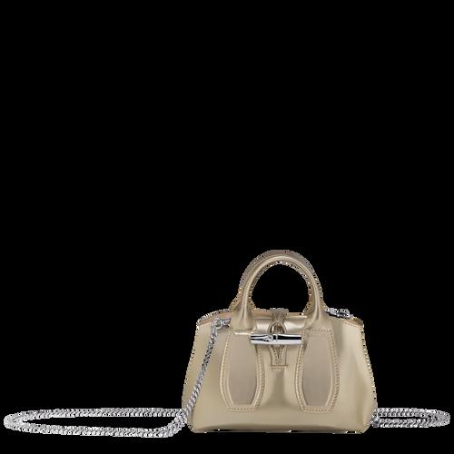 Top handle bag S, Platinum, hi-res - View 1 of 4