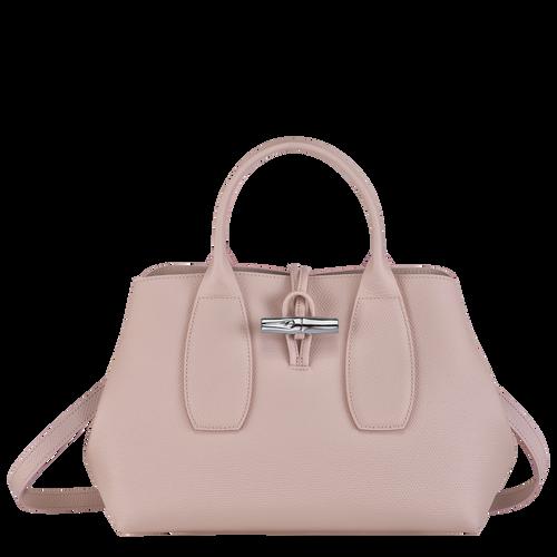 Top handle bag M, Powder/Ivory - View 1 of  5 -