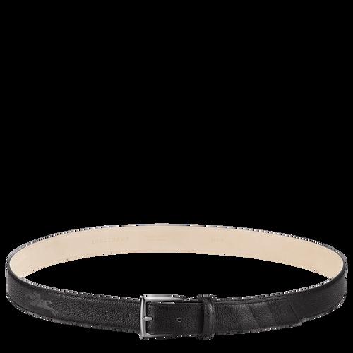 Men's belt, Black - View 1 of  1.0 -