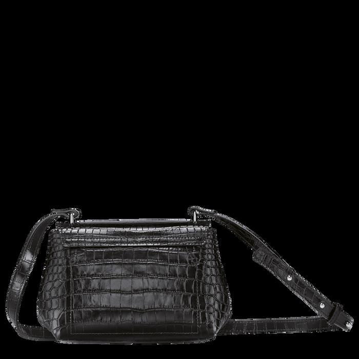 Crossbody bag S, Black/Ebony - View 4 of  4 - zoom in