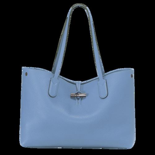 View 1 of Essential Tote bag M, Blue, hi-res