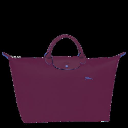 旅行袋 L, 梅紅色, hi-res - View 1 of 4