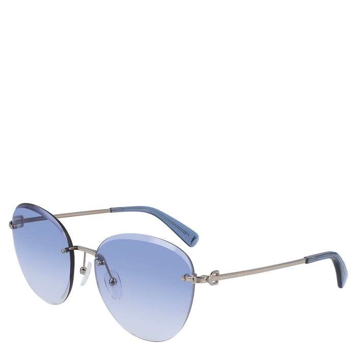 Sunglasses, Golden/Blue, hi-res - View 2 of 2