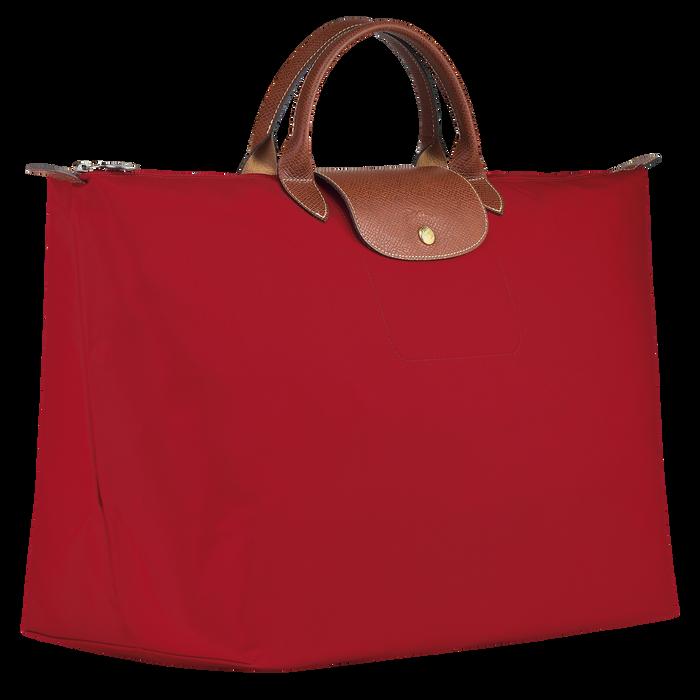 Le Pliage Travel bag L, Red