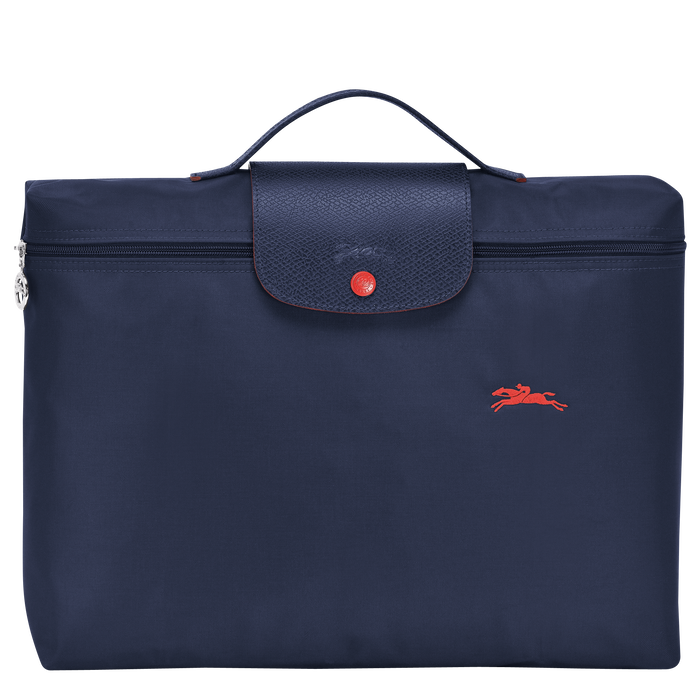 Briefcase S, Navy - View 1 of 5 - zoom in