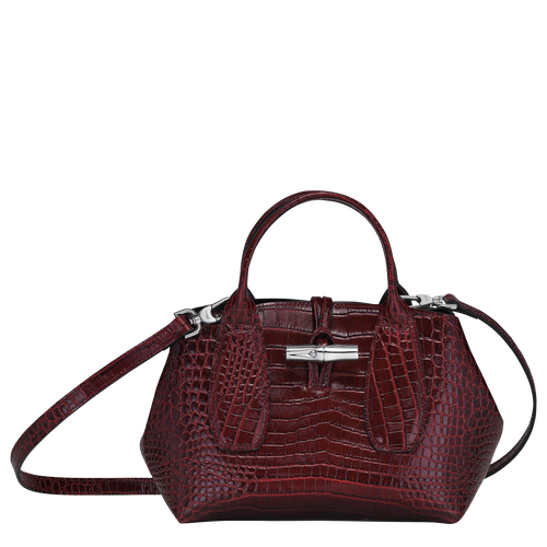 Top handle bag S, Burgundy - View 1 of  4 -