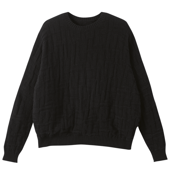 Pullover, Black/Ebony - View 1 of  1 - zoom in