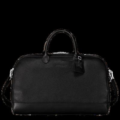 Sac de voyage L Le Foulonné Noir (L1302021047) | Longchamp FR