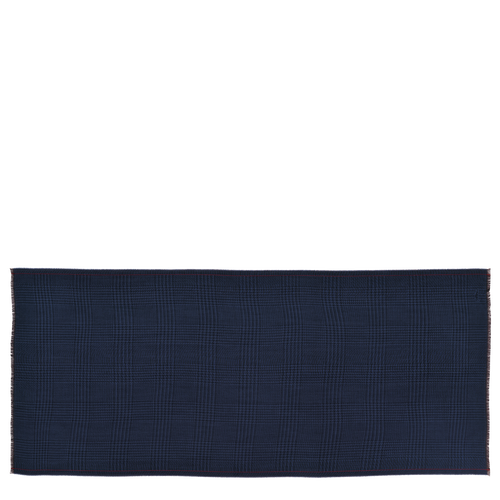 Herrenschal, Navy - Ansicht 1 von 1 -