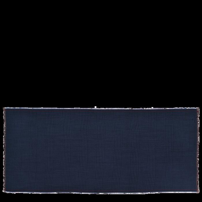 Herrenschal, Navy - Ansicht 1 von 1 - Zoom vergrößern