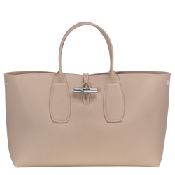 Top handle bag L, 414 Sand, hi-res