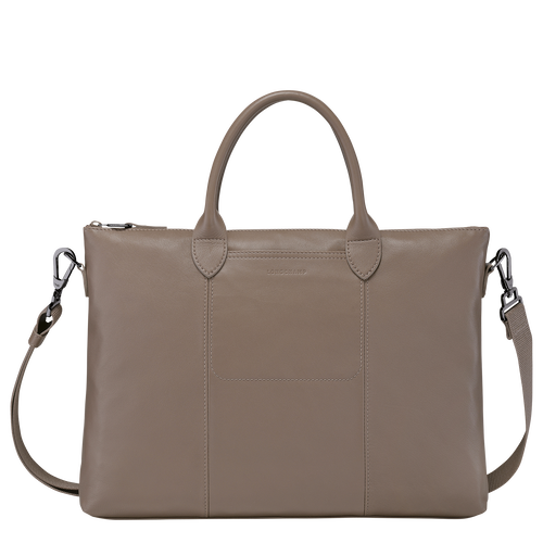 Top handle bag, Taupe - View 1 of 3 -