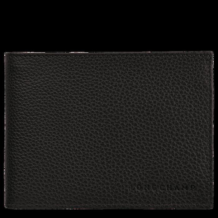 Portefeuille, Noir - Vue 1 de 2 - agrandir le zoom