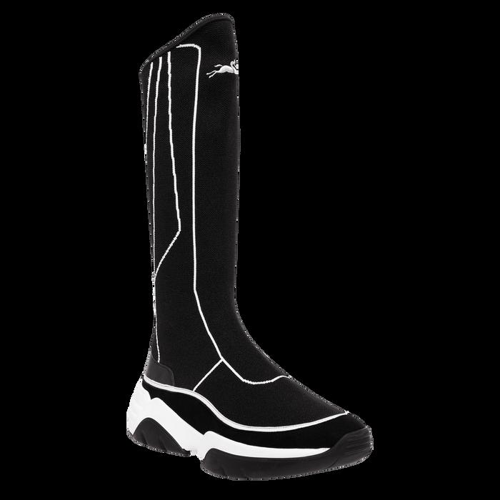 休閒鞋, 黑色, hi-res - 2 的視圖 4