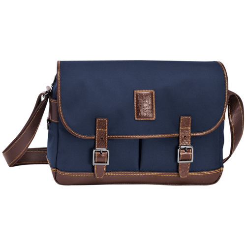 Hobo bag, 127 Blue, hi-res