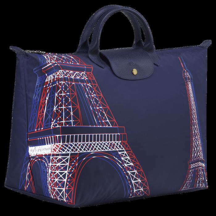 Le Pliage Collection Travel bag L, Navy