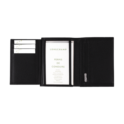 Small wallet, Black, hi-res - View 3 of 3