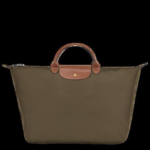 Travel bag L, Khaki - View 1 of  4 -