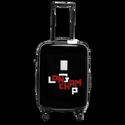 Kleine Koffer mit Rollen