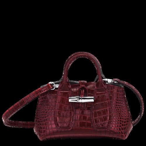 Top handle bag XS, Burgundy - View 1 of 4 -