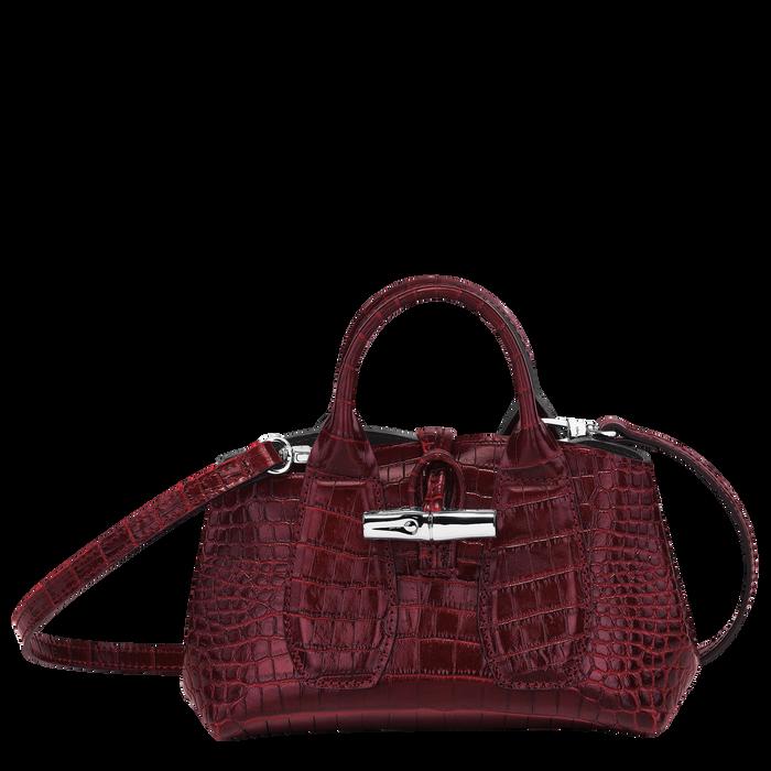 Top handle bag XS, Burgundy - View 1 of 4 - zoom in