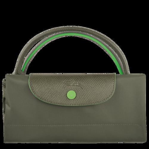 Bolsa de viaje L, Verde Longchamp - Vista 4 de 5 -