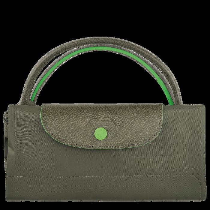 Bolsa de viaje L, Verde Longchamp - Vista 4 de 5 - ampliar el zoom
