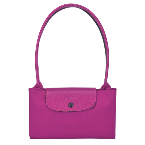 Shoulder bag L, Fuchsia - View 4 of  5 -