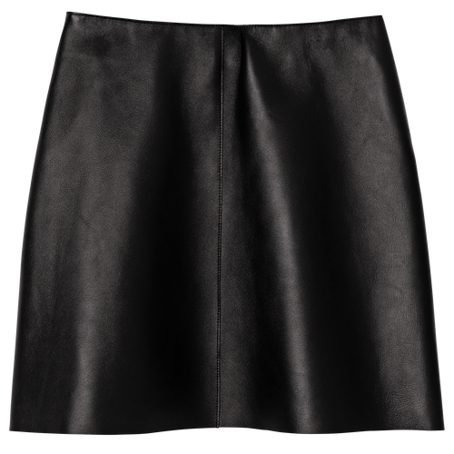 Jupe, Noir/Ebène - Vue 1 de 2 -