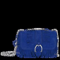 Shoulder Bag S, 280 Sapphire, hi-res