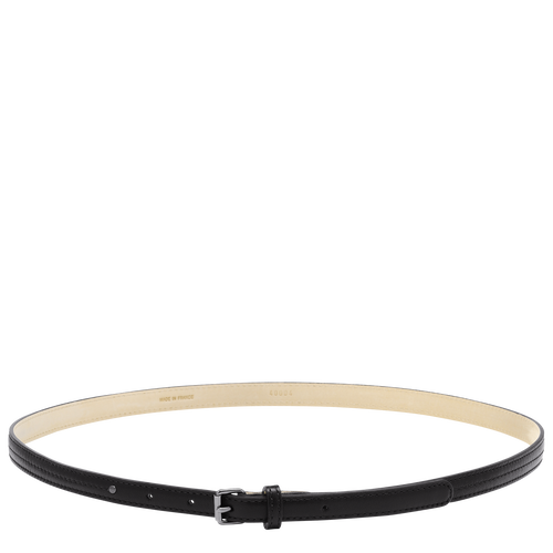 View 1 of Women's belt, Black, hi-res