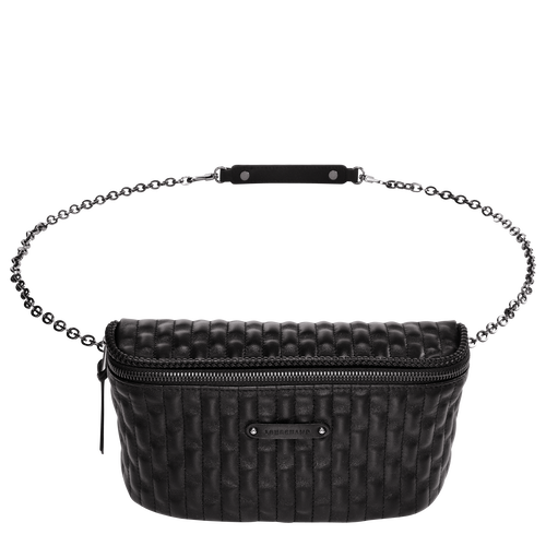 View 1 of Belt bag, 001 Black, hi-res