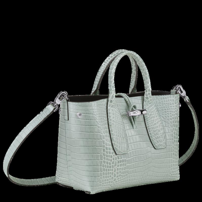 Top handle bag M, Jade - View 3 of  4 - zoom in