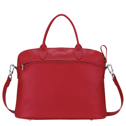 Top handle bag M, Red - View 3 of  3 -