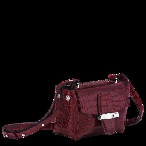 Crossbody bag S, Burgundy - View 3 of 4 -