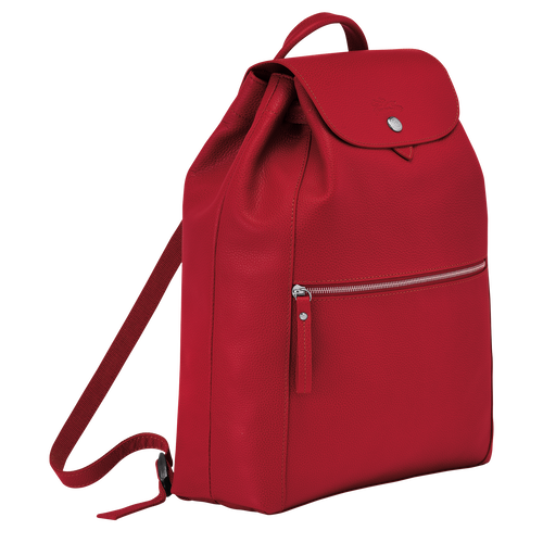 Le Foulonné Backpack, Red