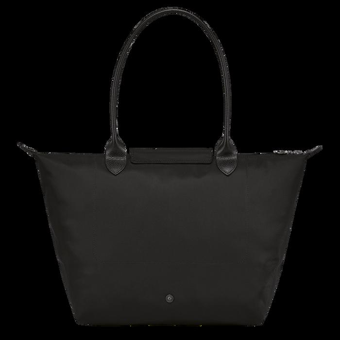 Longchamp x EU Shoulder bag L, Black