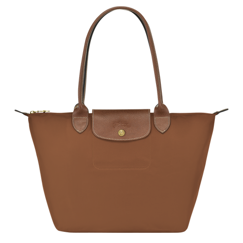 Le Pliage Original Shoulder bag S, Cognac