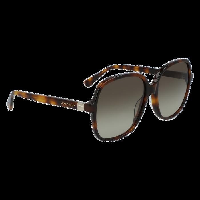 2020 秋冬系列 太陽眼鏡, 玳瑁色