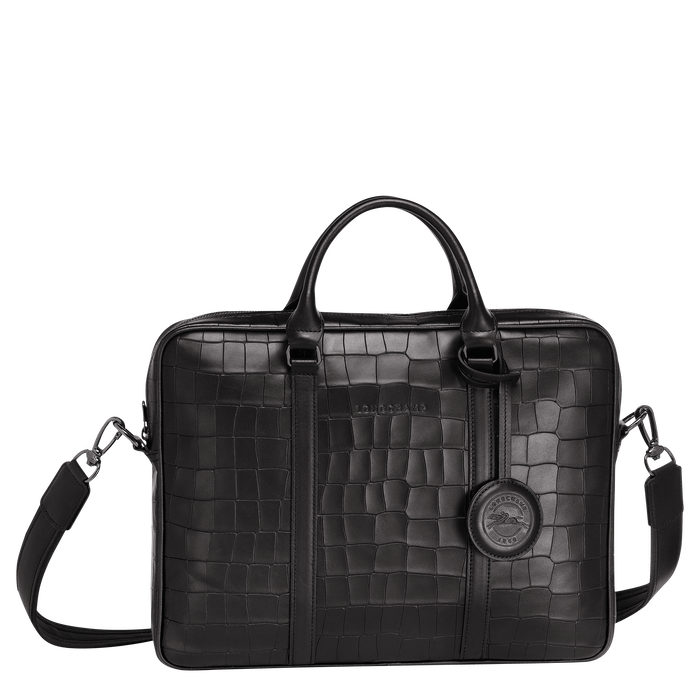 Briefcase XS, Black - View 1 of  3 - zoom in