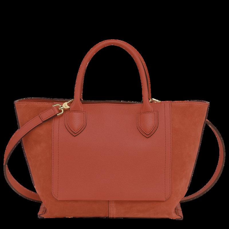 Mailbox Top handle bag M, Marmelade