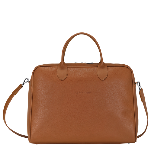 Briefcase L, Caramel - View 1 of 4 -