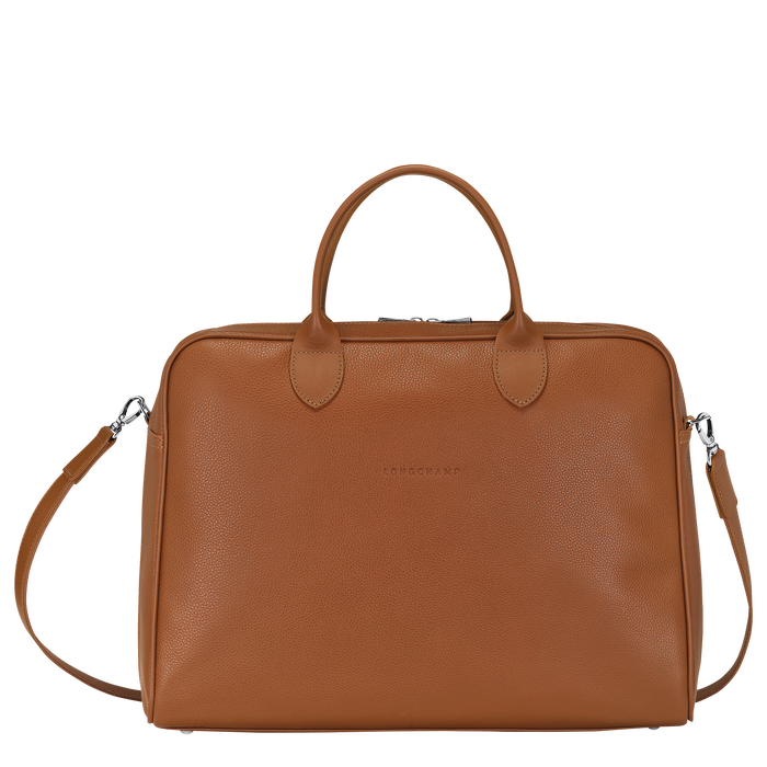 Briefcase L, Caramel - View 1 of 4 - zoom in