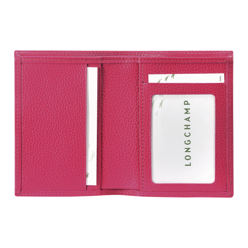 Card holder, Pink/Silver - View 3 of  3 -