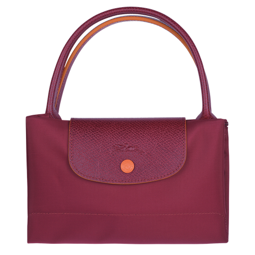 Top handle bag M, Garnet red - View 4 of  7 -