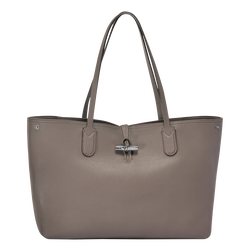 Essential Shoulder bag L, 112 Grey, hi-res