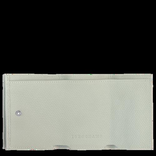 Roseau Compact wallet, Sage