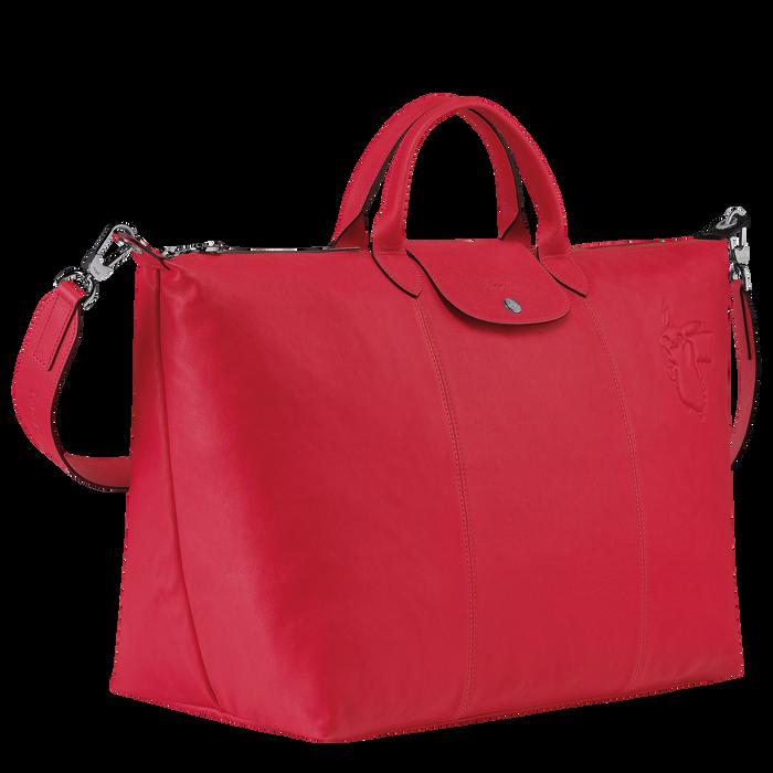 Reisetasche L, Rot - Ansicht 2 von 3 - Zoom vergrößern