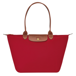 Shoulder bag L, Red