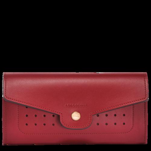 Continental wallet, 209 Garnet red, hi-res